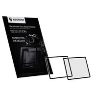 GGSFOTO MJ-S1 LCD Metal-border Glass Screen Protector for Ocular (Sony A7II , A7SII, A9, RX1)