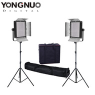 Yongnuo 2x YN900II 86W Pro Video LED Lighting Kit (3200-5500K)
