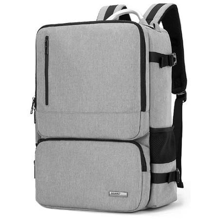 Balang BLB1803 3-Way Travel Backpack (Light Grey , 33 x 48 x 19 cm)