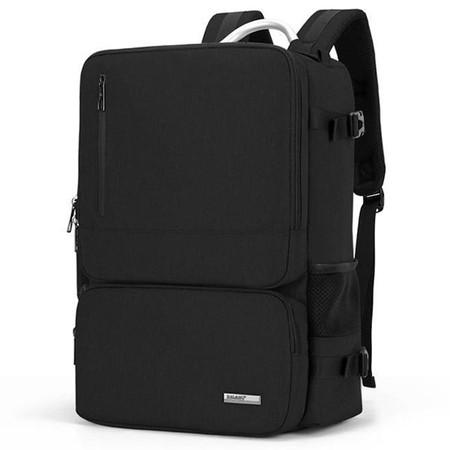 Balang BLB1803 3-Way Travel Backpack (Black , 33 x 48 x 19 cm)