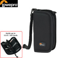 Lowepro LP36255 S&F Memory Wallet 20 (Black)