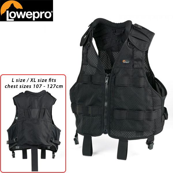 L amp;f Technical Size Lowepro S Vestfits Xl Lp36287 mnwON8Pyv0