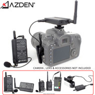 Azden Pro-XD Digital Wireless Microphone System (2.4 GHz , 35m)
