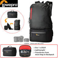 Lowepro LP37021 Passport Duo Backpack (Black)