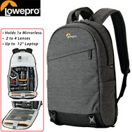 Lowepro LP37137 M-Trekker BP 150 Camera Backpack (Charcoal Grey)