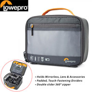 Lowepro LP37145 GearUp Camera Box (Medium , Dark Grey)
