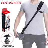 FOTOSPEED F4 Single Camera Shoulder Strap for Mirrorless