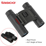 Tasco 12 x 25 mm Essentials Roof Binocular ( Black , Compact ) 178125