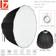 Jinbei Deep Parabolic Softbox 70cm (Folding)