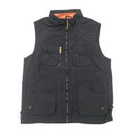 Fotolux V8678 Camera Vest (Dark Blue , L Size)