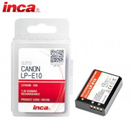 Inca LP-E10 Replacement Rechargeable Battery
