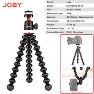 Joby GorillaPod 3K Lightweight Professional Tripod with Ball Head (Max Load: 3 kg)