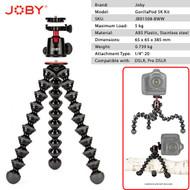Joby GorillaPod 5K Premium Machined Aluminum Flexible Tripod with Ball Head (Max Load: 5kg)