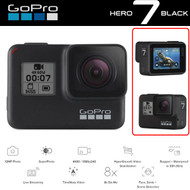 GoPro Hero7 4K HyerSmooth Action Video Camera (Black)