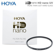 Hoya 55mm HD Nano UV Filter (Made in Japan)