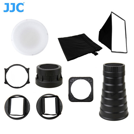 JJC FK-9 Lighting Control Kit for Speed Light Flash