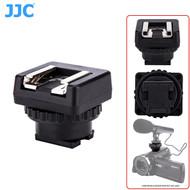 JJC MSA-MIS Cold Shoe Adapter for Sony Camcorder HDR-PJ610E,HDR-CX900E,HDR-CX610E