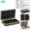JJC BC-3SD6AA Multi-Function Battery Case for 8 x AA Battery + 6 x SD Card