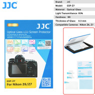 JJC GSP-Z7 Ultra-Thin Optical Glass LCD Screen Protector for Nikon Z6 , Z7 (Adhesive)