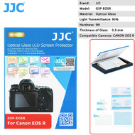 JJC GSP-EOSR Ultra-Thin Optical Glass LCD Screen Protector for Canon EOS R (Adhesive)