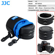 JC AET-SESII 2 Ring Auto-Focus AF Macro Extension Tube for Sony E Mount