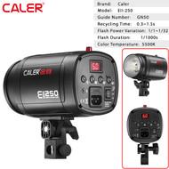 Caler EII-250 E II Series 250Ws Studio Flash (5500K)