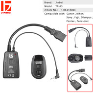 Jinbei TR-A3 Digital Flash Trigger(2.4GHz) for Canon , Nikon , Sony, Pentax , Fuji, Olympus , Panasonic