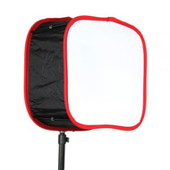 Kamerar D-Fuse 41 x 41 cm Quick Set Up LED Panel Softbox Kit