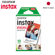 Fujifilm Instax Mini Instant Film (10 Sheets , White) 84523 - Made in Japan