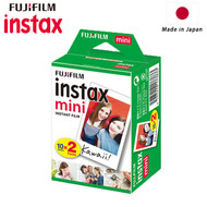 Fujifilm Instax Mini Instant Film (20 Sheets , White) 84524 - Made in Japan