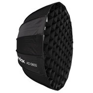Godox AD-S65S 65cm Parabolic Softbox with GRID for AD400Pro (Silver)