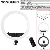 Yongnuo YN808 48W LED Ring Light 3200K-5500K (Stepless Adjustment)