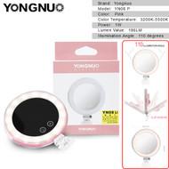 Yongnuo YN08 1W Mini LED Ring light for Smartphone (3200-5500K , Pink)