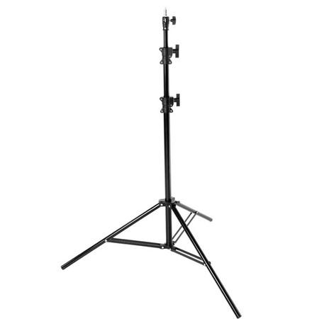 Jinbei Light Stand 2.4m Aluminium (Air-Cushioned) MZ-2400