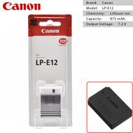 Canon LP-E12 Battery for Canon EOS 1000D M50 M100 M10 M