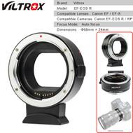 Viltrox EF-EOS R Lens Adapter for Canon EF Lens to Canon EOS R Camera (Auto focus)