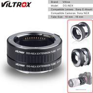 Viltrox DG-NEX Automatic Extension Tube Set for Sony E-Mount camera