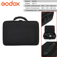 Godox CB-11 Portable Flash Hard Case Bag for AD400Pro Flash Head Kit