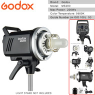 Godox MS200 200Ws MS Series Compact Studio Flash (5600K)