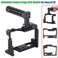 otolux Aluminum Camera Cage with Handle for Sony A7, A7II, A7III , A7SII , A7M3 , A7RII , A7RIII