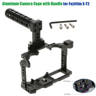 Fotolux Aluminum Camera Cage with Handle for Fujifilm X-T2