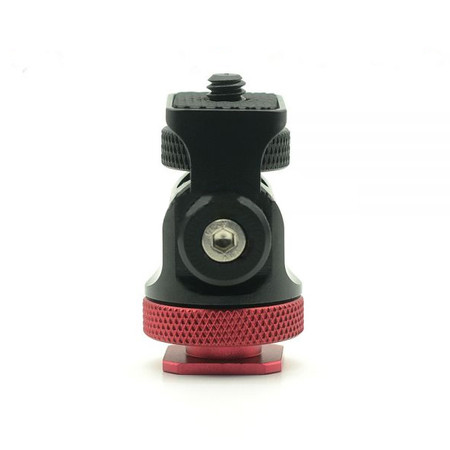 """Fotolux Quick Release Adapter for LED Light , Monitor (1/4"""" & cold shoe)"""