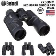 Bushnell 7 x 50 mm H2O Porro Binocular (Black , Standard ) 157050