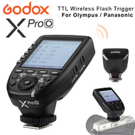 Godox XPRO-O TTL Wireless Flash Transmitter Only for Olympus & Panasonic (2.4 GHz , 1/8000sec)