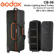 Godox CB-06 Studio Lighting Hard Trolley / Carry Bag with Wheels for Gemini GT and GS Series (94 x 34 x 25cm)