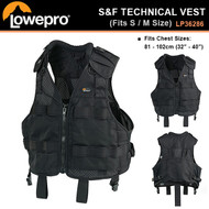 Lowepro LP36286 S&F Technical Vest (fits S / M Size)