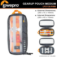 Lowepro LP37139 GearUp Pouch Medium (Dark Grey , Travel Accessory Case)