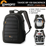 "Lowepro LP36892 Tahoe BP 150 Backpack for DSLR Camera with Lens (Black , 10"" tablet ,Lightweight)"
