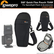 Lowepro LP36277 S&F Quick Flex Pouch 75AW for Speedlight Flash & Accessories