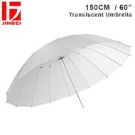 """Jinbei 150cm Translucent Umbrella ( 60"""" )"""